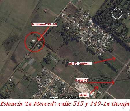 515 E/ 149 Y 155  en La Plata