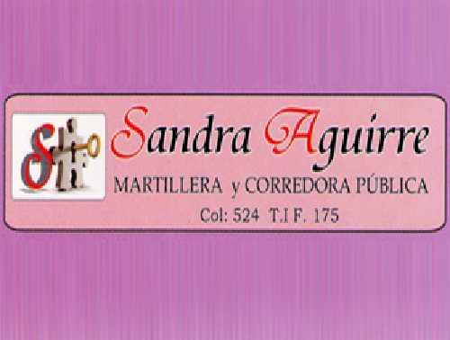 Sandra Aguirre Propiedades