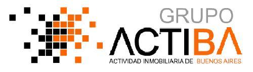 Actividad Inmobiliaria de Buenos Aires - A.C.T.I.B.A.