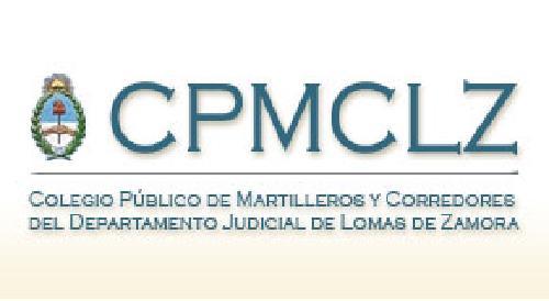 Colegio Publico de Martilleros y Corredores de Lomas de Zamora - CPMCLZ