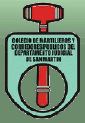 Colegio de martilleros y corredores públicos del Dpto. Jud. de San Martín - C.M.S.M